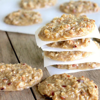 No-Bake Penuche Drop Cookies