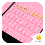 Lovely Pink Keyboard-Emoji Gif