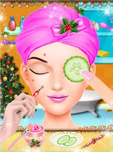 Christmas Hair Spa Salon - náhled