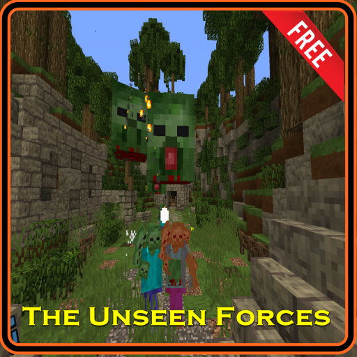 The Unseen Forces Map for MCPE