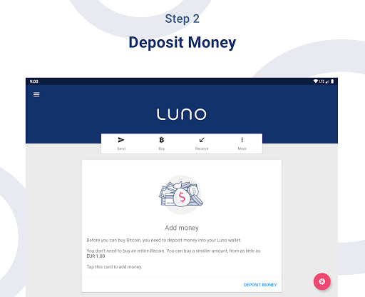 Luno: Buy Bitcoin, Ethereum & Cryptocurrency Now for Android apk 10