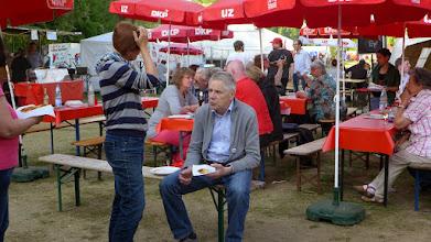 Photo: Nach getaner Schicht Foto: I.Lang