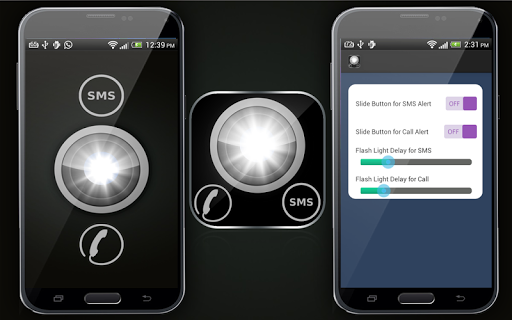 Flashlight Notifier