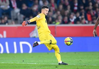 Danijel Subasic quitte l'AS Monaco après huit ans et demi
