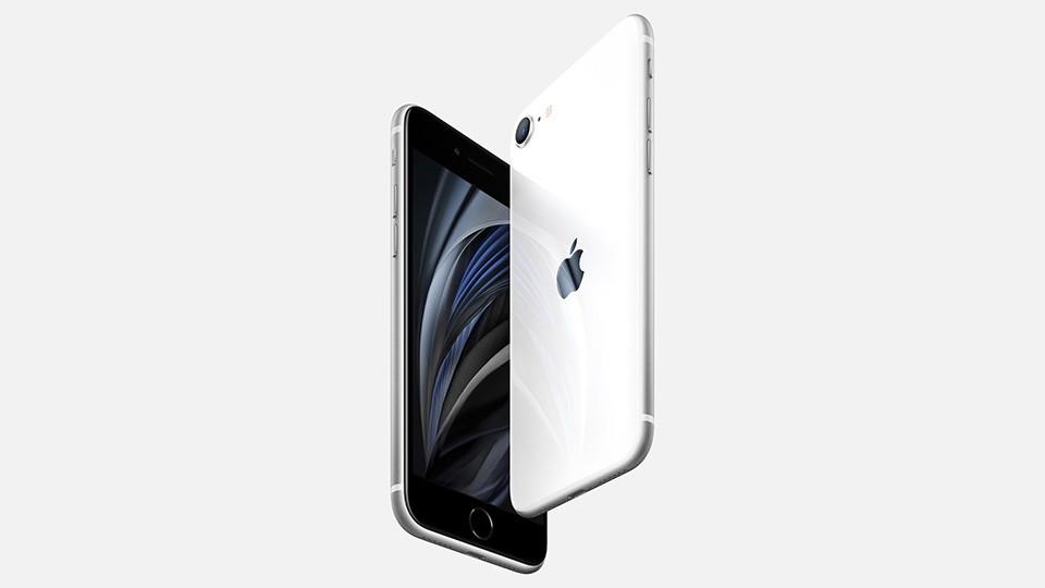 2 SIM iPhone SE 2020