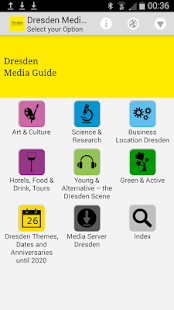Dresden Media Guide – Miniaturansicht des Screenshots