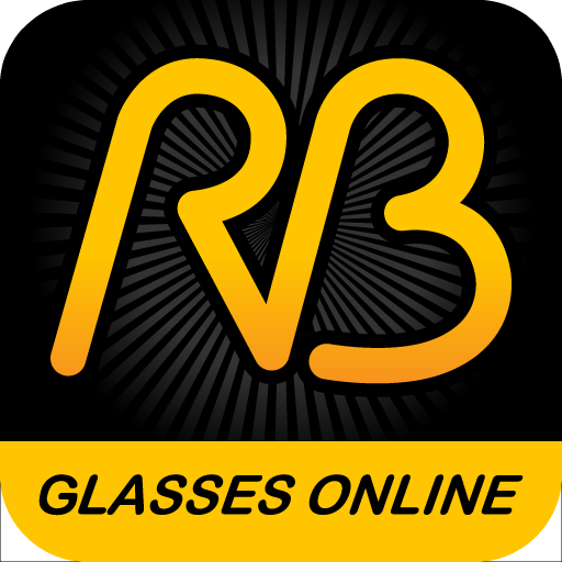 RB Glasses 商業 LOGO-玩APPs