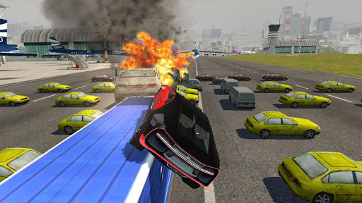 Hollywood Stunts Racing Star - screenshot