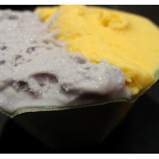 Violet Ice Cream Recipe