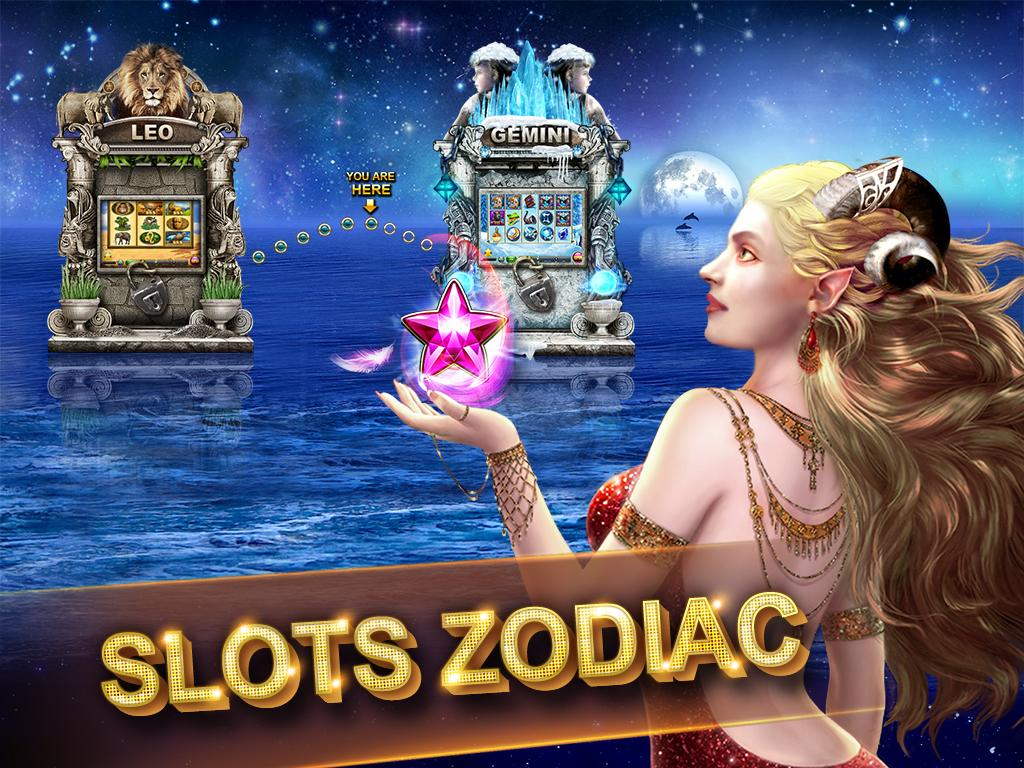 free slots zodiac