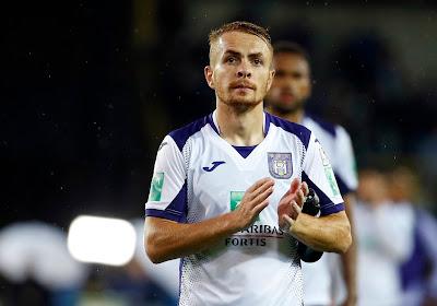 Même dos au mur, Anderlecht laisse Trebel à la maison pour Charleroi