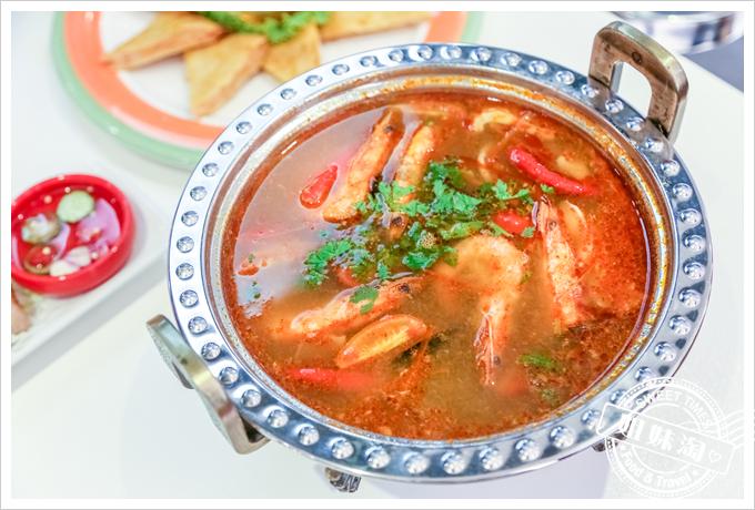 PAPAYA泰-泰式料理酸辣海鮮湯2
