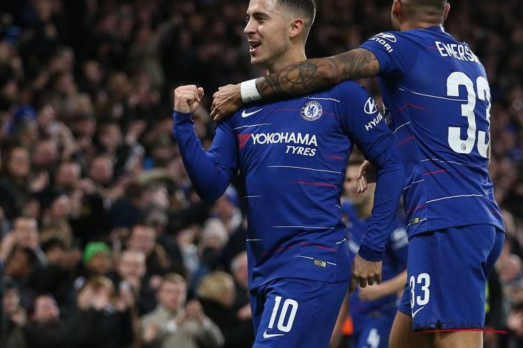 Quel est le plus beau but d'Eden Hazard ?  Chelsea vous demande votre avis