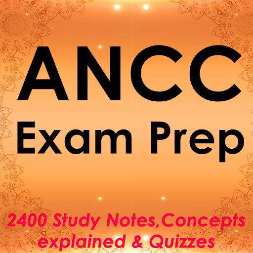 ANCC Exam Review & Study Guide -Notes, Terms & Q&A for Android