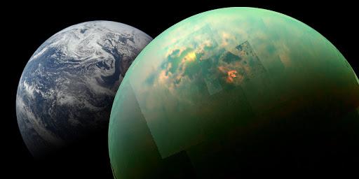 地球でめぐる太陽系の旅