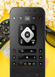 Smart Tv Remote Control - náhled