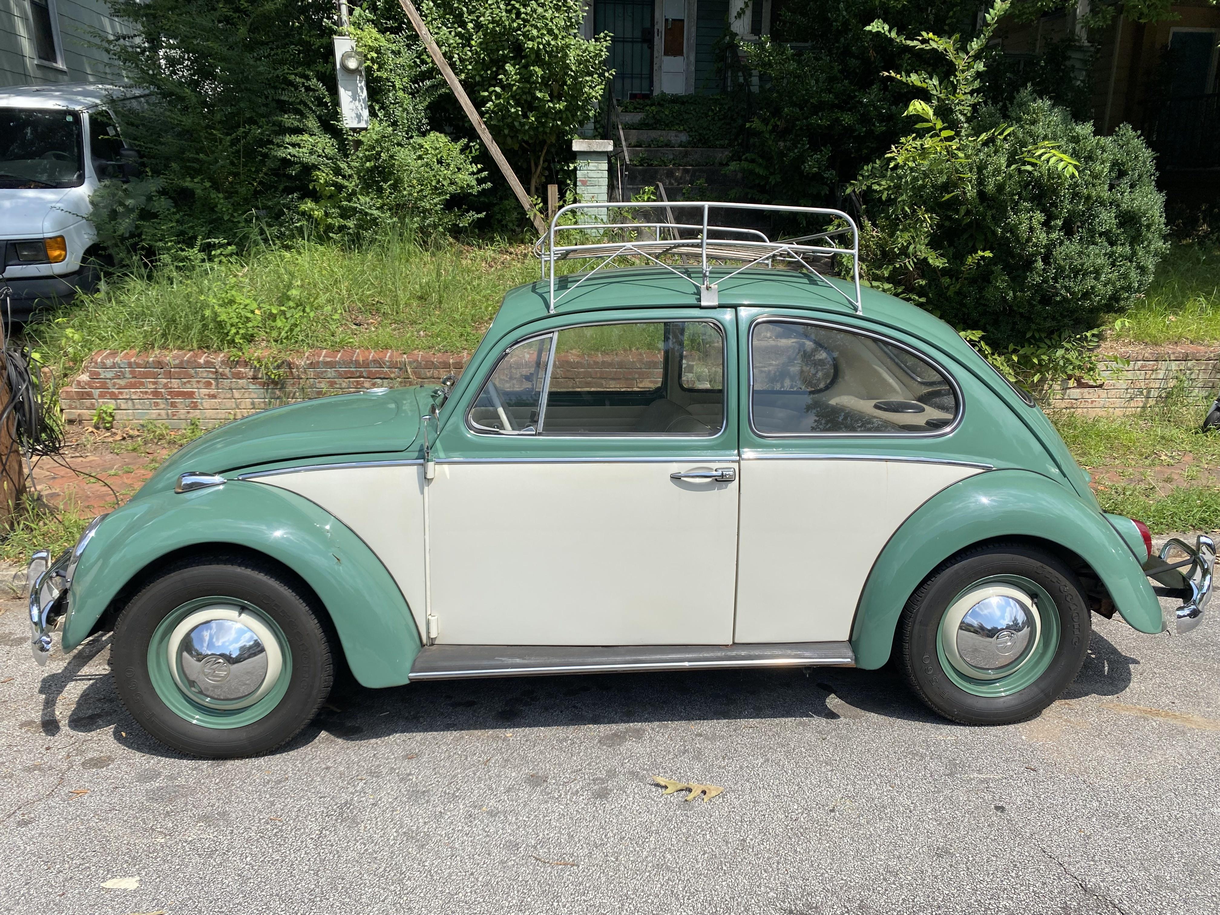 1970 Volkswagen Beetle Hire Atlanta