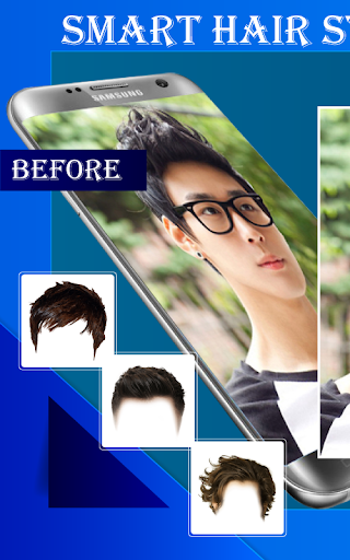Smart Hair Style-Photo Editor 1.4 screenshots 1
