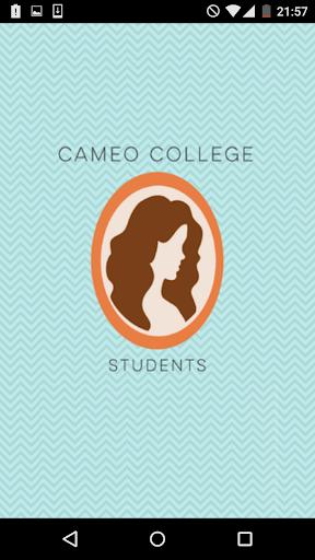 Cameo College Student