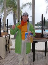 Photo: Cefalùn hotelli Aino kertomassa ohjelmasta