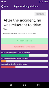 English Grammar Practice- screenshot thumbnail