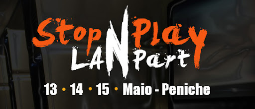 StopNplay Lan Party 2011 Banner5
