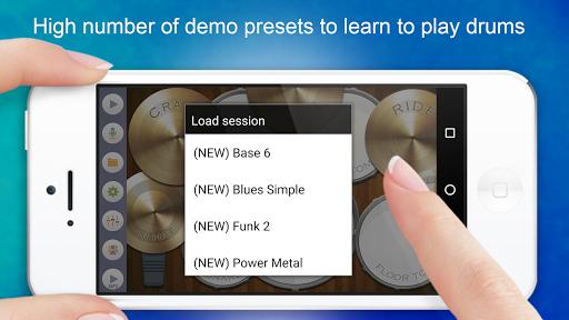 Drum Solo: Rock! ( Batterie ) fond d'écran 2