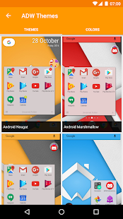 ADW Launcher 2 – Miniaturansicht des Screenshots