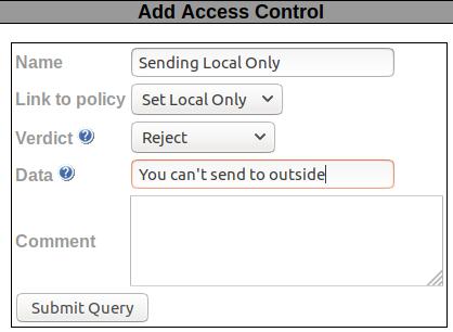 Add Access Control