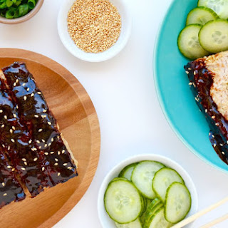 Glazed Asian Chicken Meatloaf