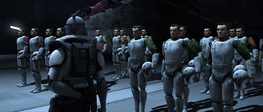 Star Wars Inside Intel: The Creation of the Clone Army