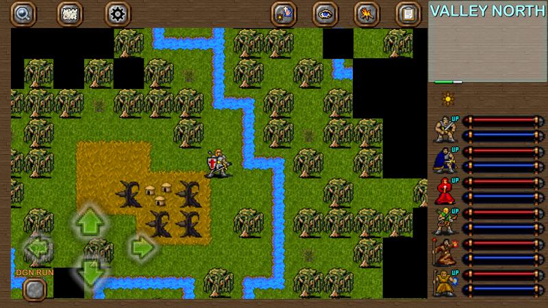 Dungeons of Chaos Screenshot 2