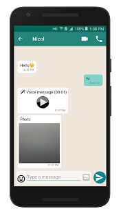GB Chat Offline for WhatsApp - náhled