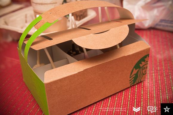 Starbuck's Cake Pops