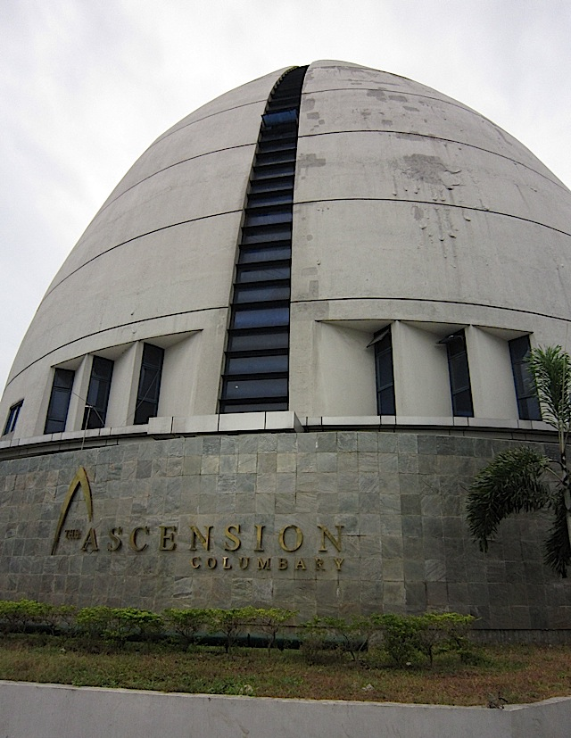 The Ascension Columbary