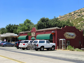 Photo: (Year 3) Day 34 - The Descanso Junction Restaurant - An Oasis on a Very Hot Day