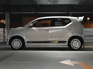 アルトワークス HA36S 4WD・5MTのカスタム事例画像 ゆずきらむさんの2018年08月25日22:24の投稿