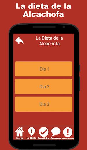 La dieta de la Alcachofa