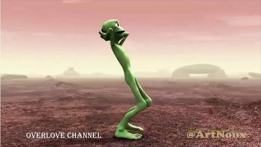 The green alien dance 1.04 screenshots 1