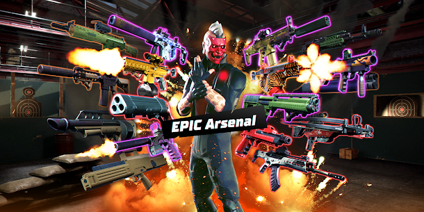 Action Strike: Online PvP FPS MOD APK (Unlimited Money) 4