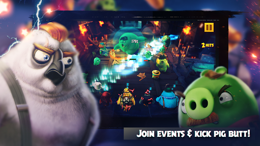 Angry Birds Evolution game (apk) free download for Android/PC/Windows screenshot