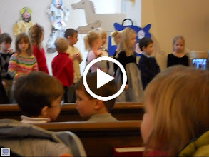 Video: Natalie's School Christmas Presentation