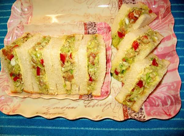 Sandwich  Bites  For  Kids