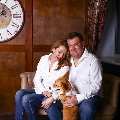 Wedding photographer Tatyana Voroshilova (Voroshylova). Photo of 13.01.2018