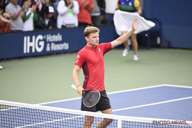 David Goffin herstelt snel van dipje en eindigt sterk in eerste ronde US Open