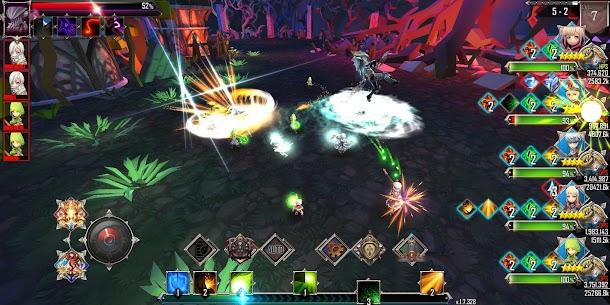 Raid Manager MOD APK (Unlimited Gold) 5