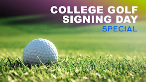 College Golf Signing Day Special thumbnail