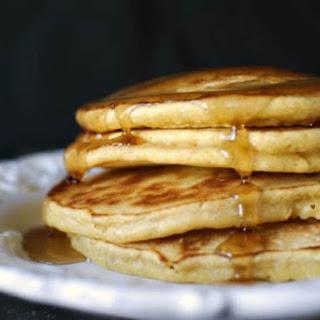 Cornmeal Pancakes.