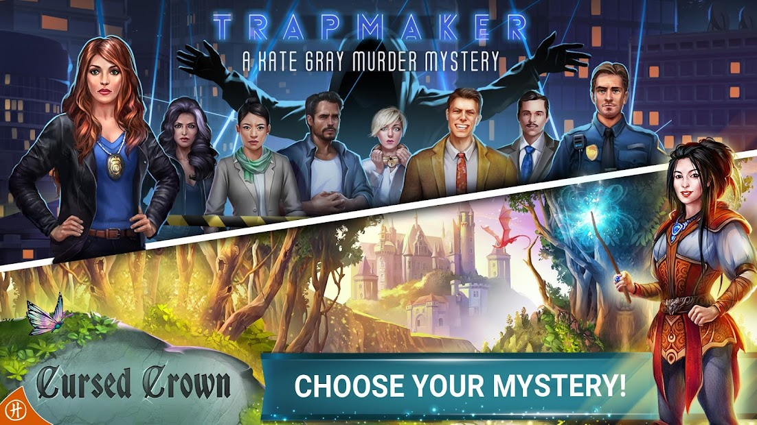 Adventure Escape Mysteries Android App Screenshot