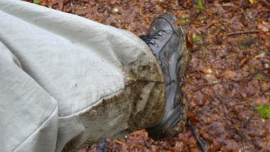 Photo: Que de boue...